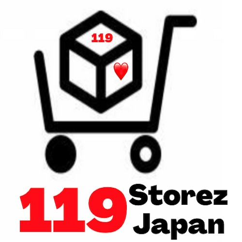 119本舗®️, 119Storez Japan Ibaraki/Japan